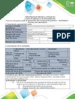 Guía DE REEMPLAZO - Actividad 6 - Practica de Laboratorio