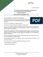 Parte MSSF Coronavirus 16-05-2020 19 Hs