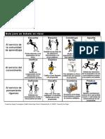 Guía para la discusion en clase