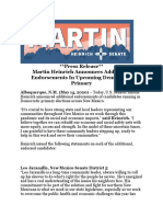 Heinrich Endorsements