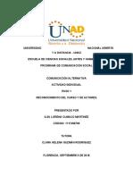 RECONOCIMIENTO DEL CURSO Y DE ACTORES-GRUPO 200602_23