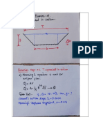 Unifrom Flow Solved Example 1