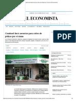 Condusef dará asesorías para cobro de pólizas por el sismo _ El Economista