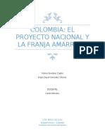LO QUE LE FALTA A COLOMBIA. reseña numero 2