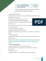 DESCRIPCION DE UN PROYECTO DE INNOVACION EDUCATIVA KUKUA SEMA