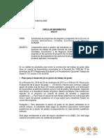 430-011-Circular Informativa Estudiantes en desarrollo de opción de grado