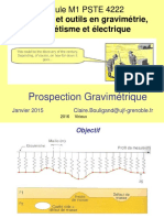 Prospection Gravimétrique