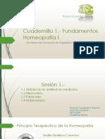 Cuadernillo 1 Homeopatia 1