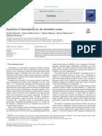 Regulación de la hematopoyesis por el sistema de quimioquinas 2018