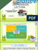 COMPRENSIÓN LECTORA  6TO.pptx