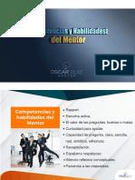16- COMPETENCIAS Y HABILIDADES DEL MENTOR