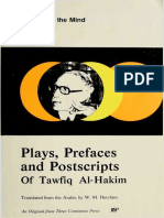 (UNESCO collection of representative works. Contemporary Arab authors series) Tawfiq Al-Hakim - Plays, prefaces & postscripts of Tawfiq al-Hakim-Three Continents Press (1981)