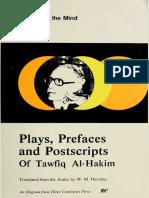 (UNESCO collection of representative works. Contemporary Arab authors series) Tawfiq Al-Hakim - Plays, prefaces & postscripts of Tawfiq al-Hakim-Three Continents Press (1981)