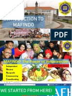 Intoduction to MAFINDO