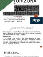 ZOLITUR(ZONA LIBRE TURISTICA)