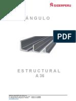 Ficha Técnica Ángulos A36