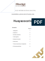 Huayacocotla 2019