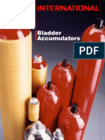 Bladder Accumulators HYDAC