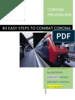 COVID Prevencion Diagnosis of Corona Virus