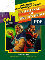 1 on 1 - Challenge of Druid's Grove