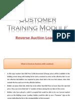 Reverse Auction (Loading) Module.ppt