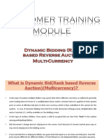 Dynamic bidding(MultiCurrency) .ppt