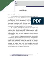 FS PT. KPMM Bab 1
