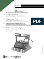 Maytronics Dolphin Robot M5 Manual