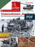 Revista en alemán