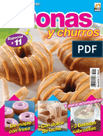 Caprichos y antojos Especial 11-Donas y Churros