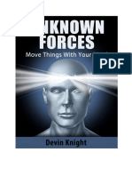 Devin Knight - Unknown Forces