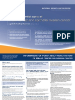 NBOCC Advice Familial Breast Cancer