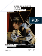 règlement percussion 2019-eng