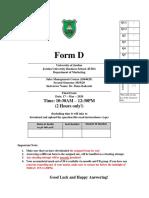 Form D [Type Your Name + ID_a0816b37df6ea618e24bf1ca77346cd8