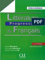 Littérature Progressive du Français, Niveau Intermédiaire.pdf