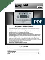 KORG Pandora PX5D_EasyStart