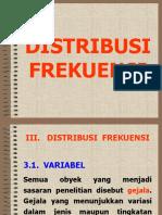 03. Distribusi Frekuensi