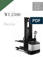Wi2300 Spec E.pdf--Apilador Electrico