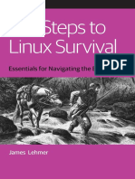 Ten Steps to Linux Survival