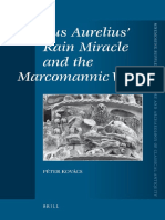 Marcus Aurelius Rain Miracle and the Marcomannic Wars (Mnemosyne, History and Archaeology of Classical Antiquity, Supplements, 308) by Peter Kovacs (z-lib.org)