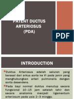 PATENT DUCTUS ARTERIOSUS-1