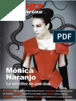 MÓNICA NARANJO - TOP CANARIAS Nº141 (14.02.2009)
