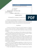Reglamento Ley Administrativa