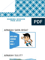 Sharing Session_PHIA