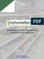 MyHomeFarm End User Guide