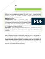 EXERCÍCIOS UFCD 8599