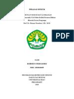 PERANAN HUKUM - Hubungan Hukum & Globalisasi - Roberto Fernandes - NIM 1810246455