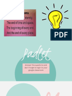 If - Teach slides