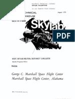 MSFC Skylab Neutral Bouyancy Simulator