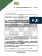 3.2 Marchés publics - demande prolongation délai d'exécution jours calendrier